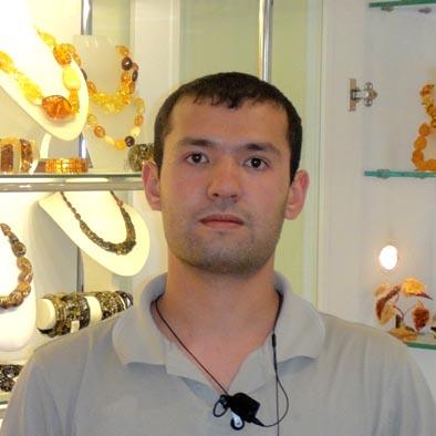 Сафронов Тарас Измаилович