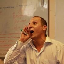 Строителев Станислав - сеанс освобождение от курения 35
